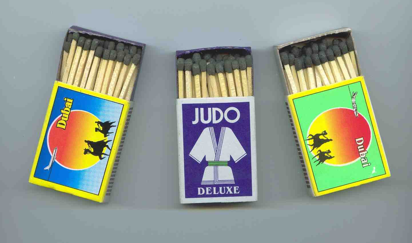 Smoker Matches